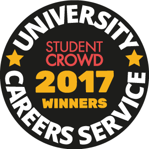 StudentCrowd Best Uni Careers Awards Badge