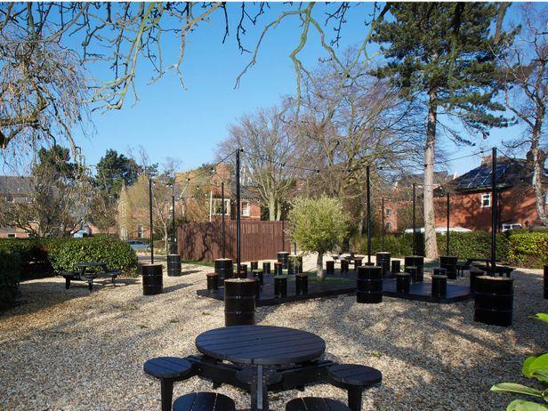 Hall Abbey Lodge Student Village - 2