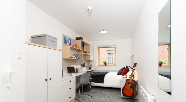 Hall Abode - 1