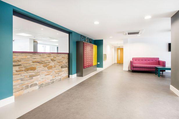 Hall - Brae House - 1