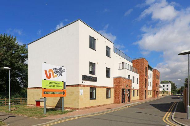Hall Canterbury Student Village - 4