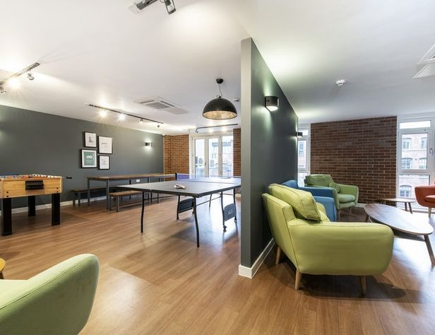 Hall Cornerhouse, Sheffield - 4