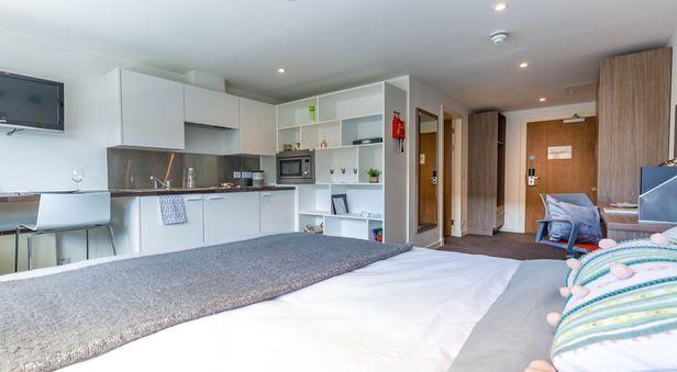 Hall Gallery Apartments - Glasgow - 6