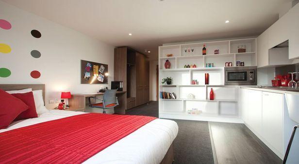 Hall Gallery Apartments - Glasgow - 7