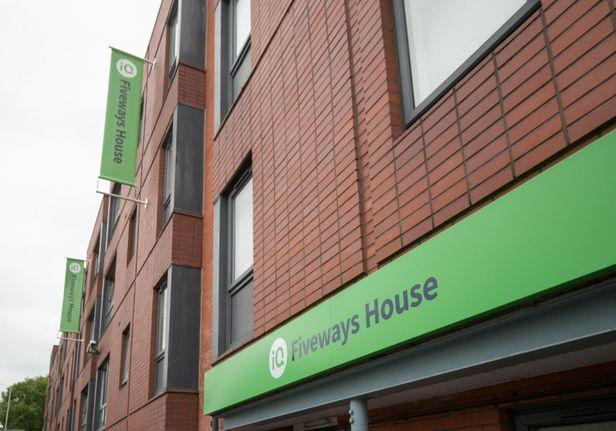 Hall iQ Fiveways House - 1