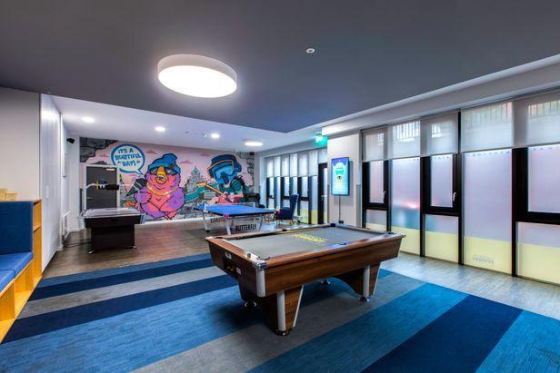 Hall - Kavanagh Court - 1