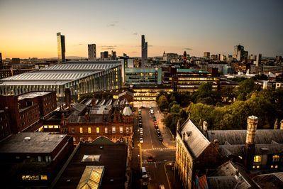 Manchester Metropolitan University - 9