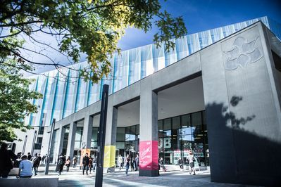 Manchester Metropolitan University - 2
