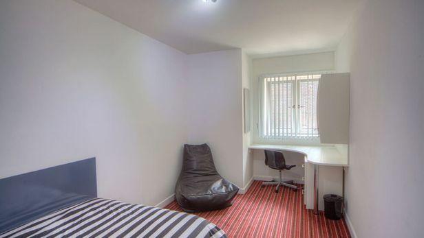 Hall Newarke Street, Leicester - 1