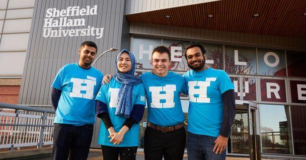 Sheffield Hallam University - 5
