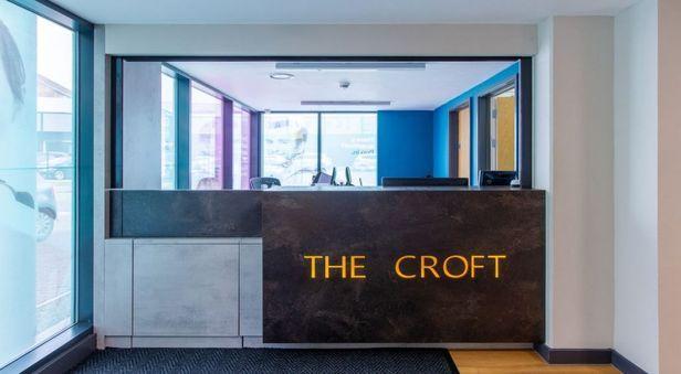 Hall The Croft - 0